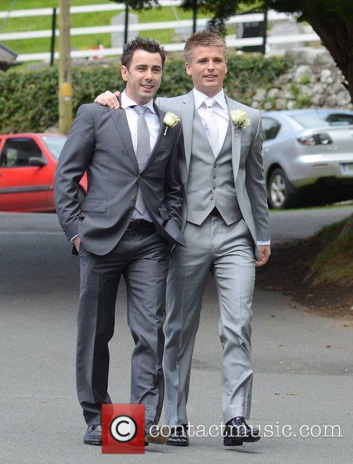 Mickey Joe Harte, Brian Ormond The Wedding of...