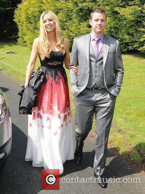 The Wedding of Pippa O'Connor to TV Presenter...