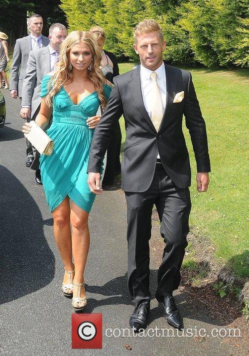 Sara Kavanagh, Alan Byrne The Wedding of Pippa...