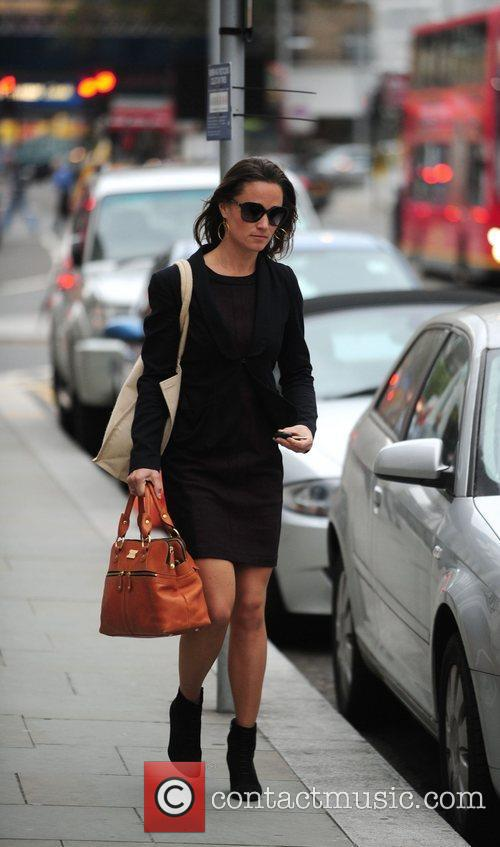 Pippa Middleton out and about in Chelsea London,...