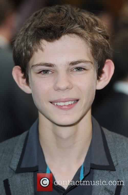Robbie Kay 'Pirates of the Caribbean: On Stranger...