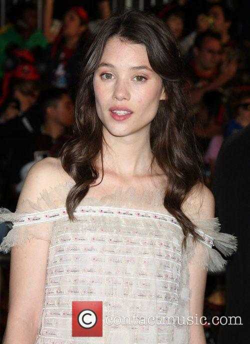 Astrid Berge-Frisbey 'Pirates Of The Caribbean: On Stranger...