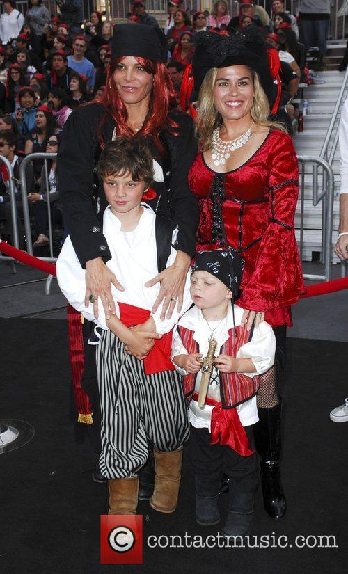 Cat Cora and Guests 'Pirates Of The Caribbean:...