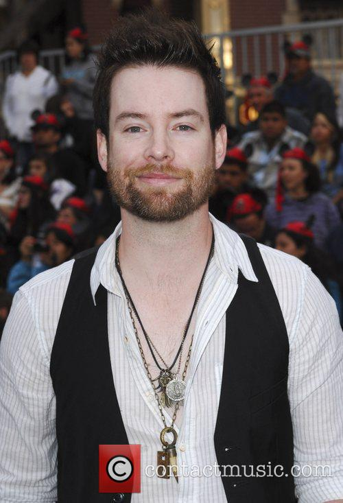 David Cook 'Pirates Of The Caribbean: On Stranger...