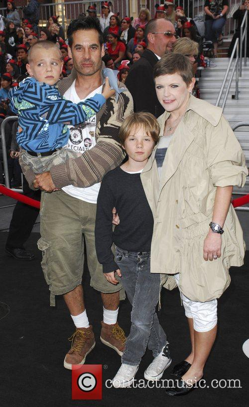 Natalie Maines and Family 'Pirates Of The Caribbean:...