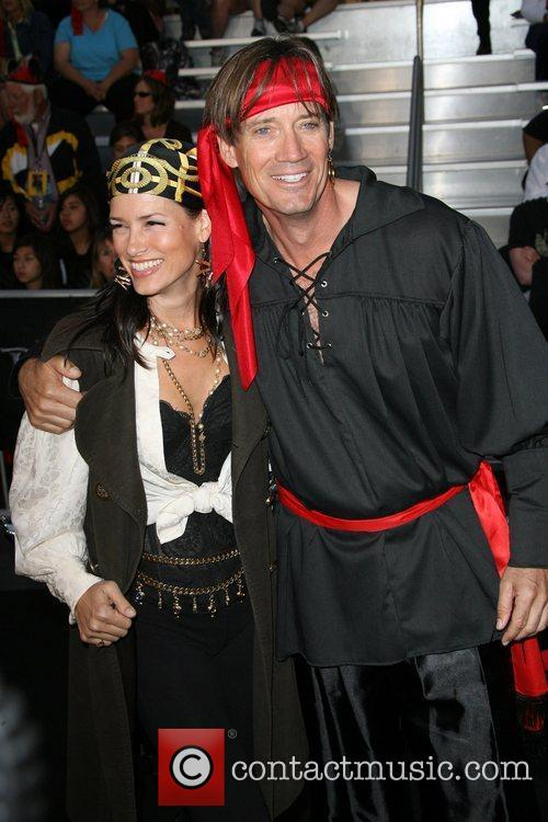 Kevin Sorbo and Guest 'Pirates Of The Caribbean:...