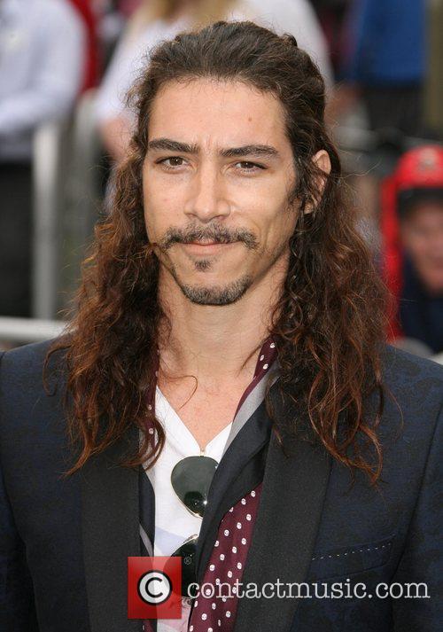 Oscar Jaeneda 'Pirates Of The Caribbean: On Stranger...