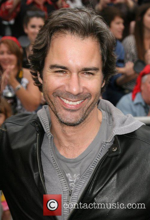 Eric McCormack  'Pirates Of The Caribbean: On...