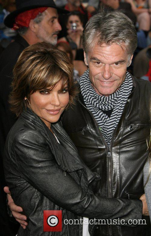Lisa Rinna and Harry Hamlin 'Pirates Of The...
