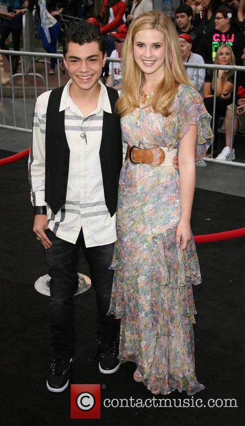 Adam Irigoyen and Caroline Sunshine