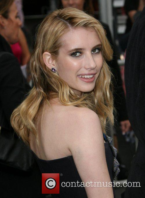 Emma Roberts Pirates Of The Caribbean: On Stranger...