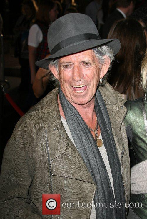 Keith Richards 8