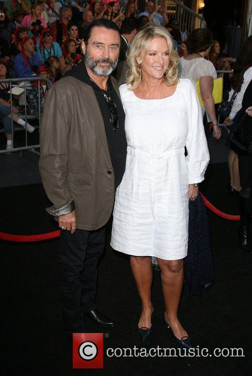 Ian McShane and wife Gwen Humble 'Pirates Of...