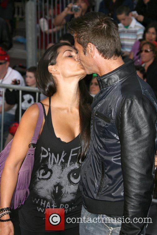 Lorenzo Lamas and new wife Shawna Craig 'Pirates...