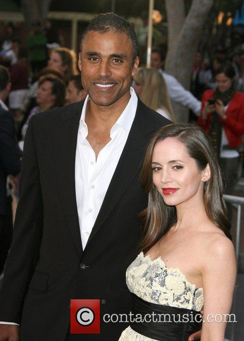 Rick Fox and Eliza Dushku 6