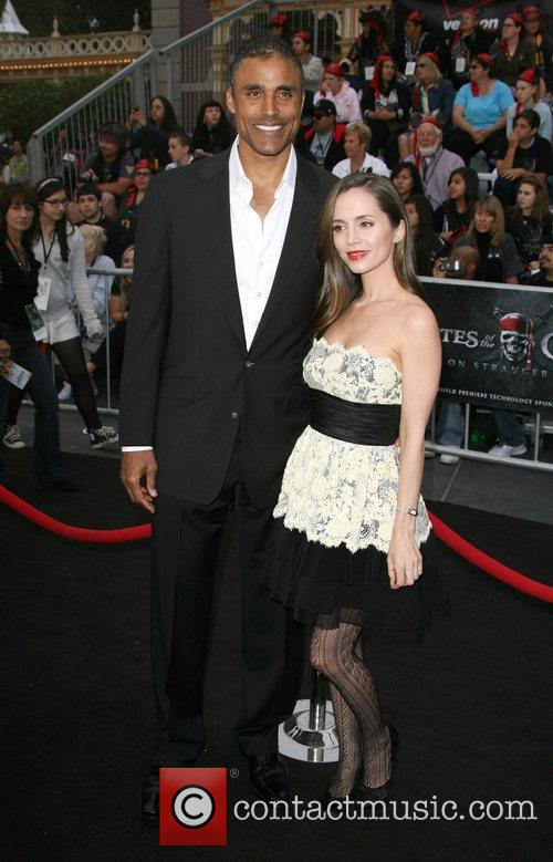Rick Fox and Eliza Dushku 7