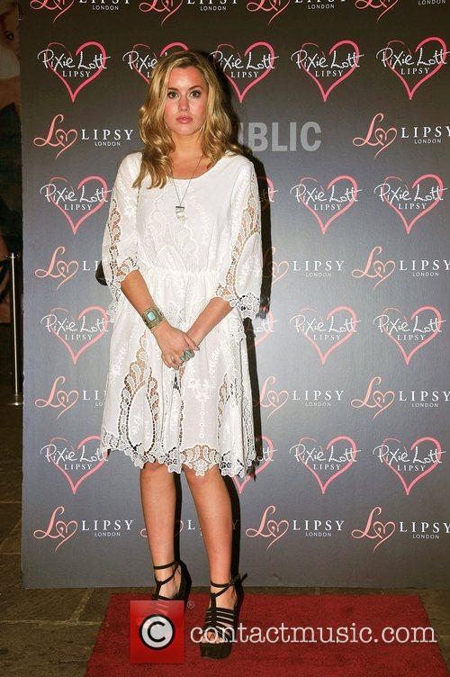 Caggie Dunlop,  at the launch of the...
