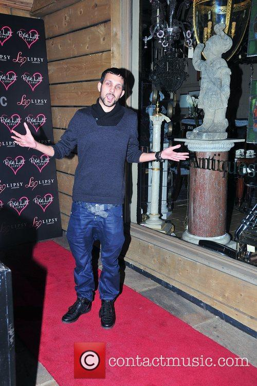 Dynamo,  at the launch of the autumn/winter...