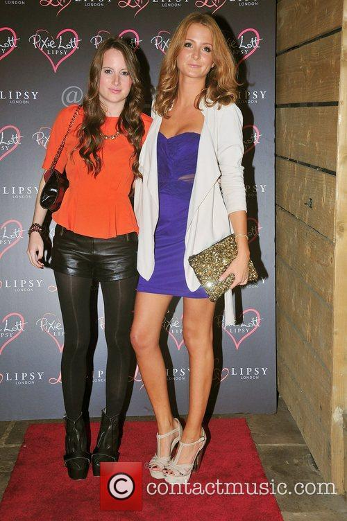 At the launch of the autumn/winter collection for...