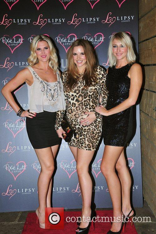 Sarah Jane Dunn, Gemma Bissix and Jodi Albert 1