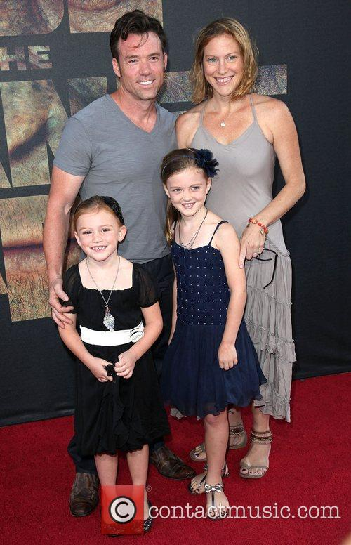 Terry Notary And His Family 1