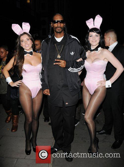 Snoop Dogg private gig held at Playboy Club