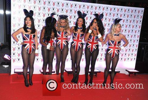 Playboy Club London Gala Opening Event held at...