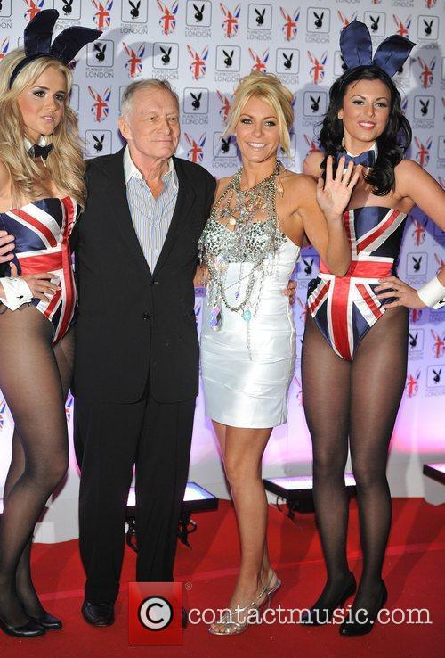 Hugh Hefner and Crystal Harris 5