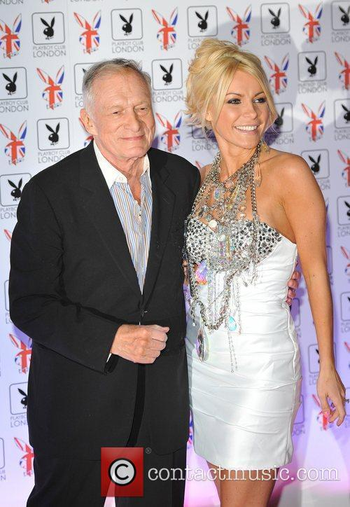Hugh Hefner and Crystal Harris 4