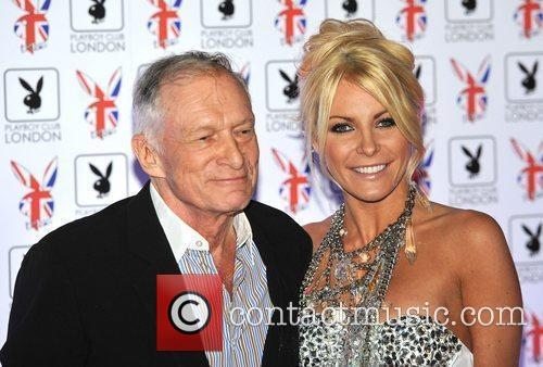 Hugh Hefner and Crystal Harris 3