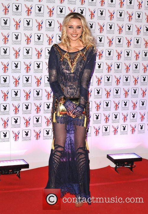 Noelle Reno Playboy Club London Gala Opening Event...
