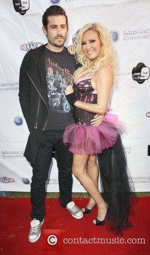 Bridget Marquardt Playboy Mansion End Of Summer 2011...