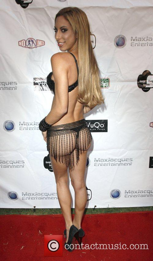 Playboy Mansion End Of Summer 2011 Foam Party