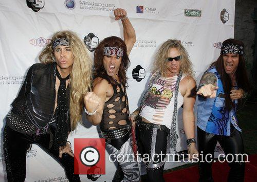 Steel Panther Playboy Mansion End Of Summer 2011...