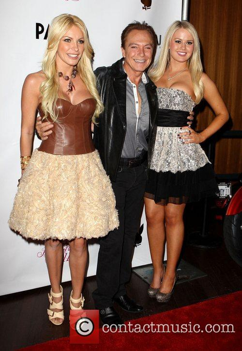 Crystal Harris and David Cassidy 2