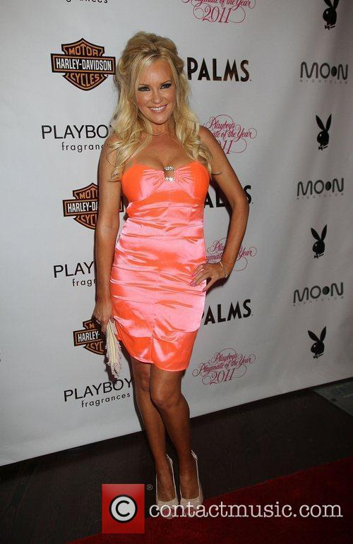 Playboy's Playmate of the Year 2011 at Moon...
