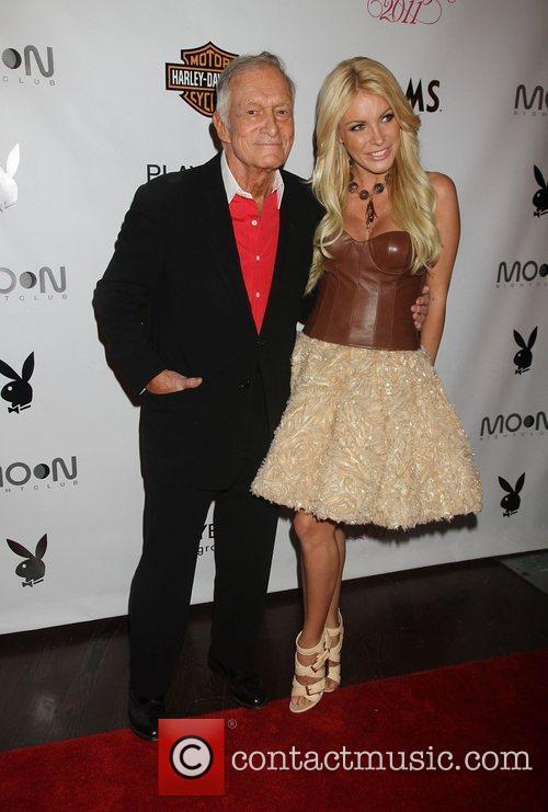 hugh hefner crystal harris 3329899