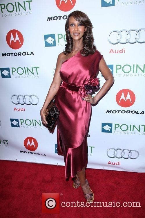 Iman The Point Foundation's '4th Annual Point Honors...