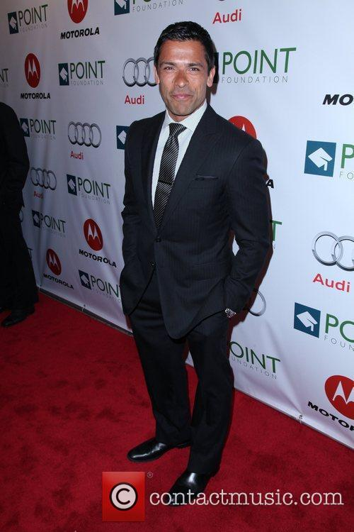 Mark Consuelos The Point Foundation's '4th Annual Point...