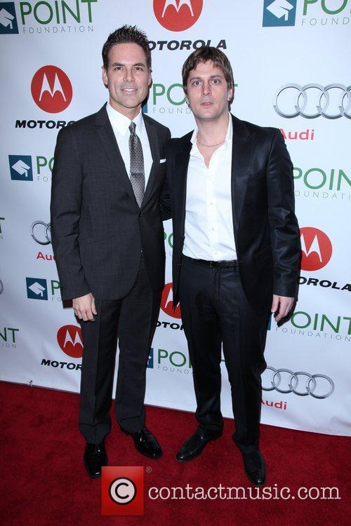 Guest and Rob Thomas The Point Foundation's '4th...