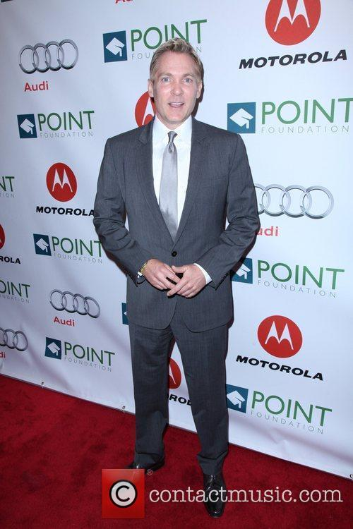 Sam Champion The Point Foundation's '4th Annual Point...