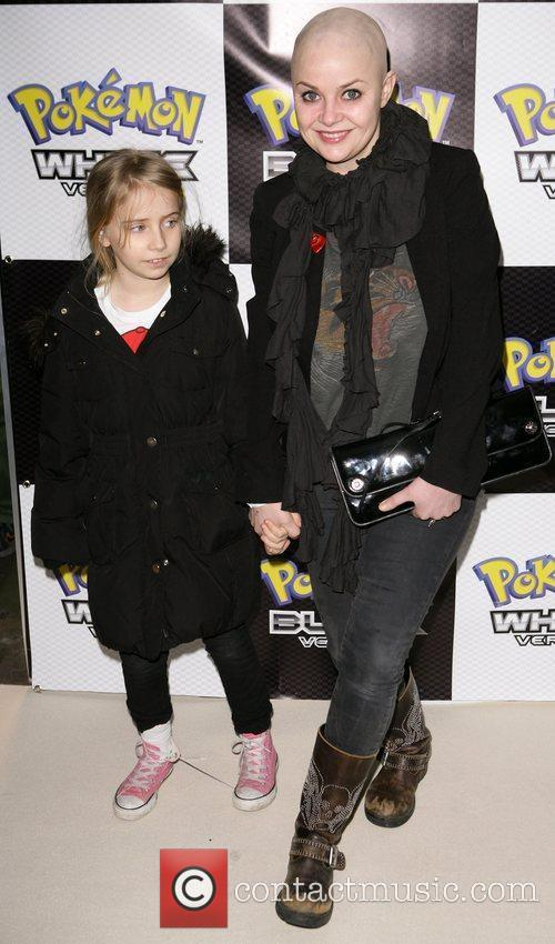 Honey Hipgrave and Gail Porter Pokemon Black and...
