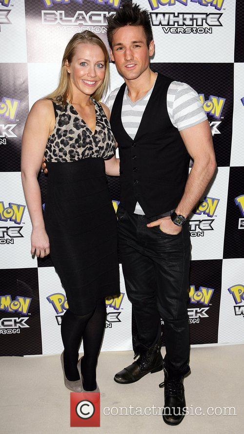 Laura Hamilton and Colin Ratushniak Pokemon Black and...