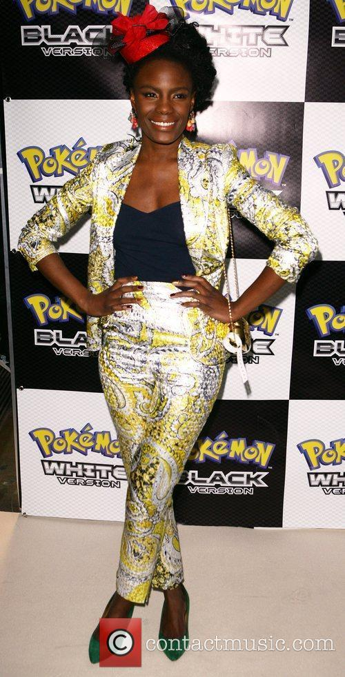 Pokemon Black and White Launch Party - Arrivals