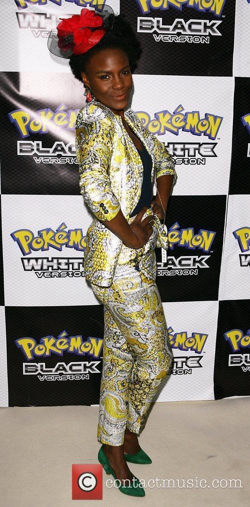 Shingai Shoniwa Pokemon Black and White Launch Party...