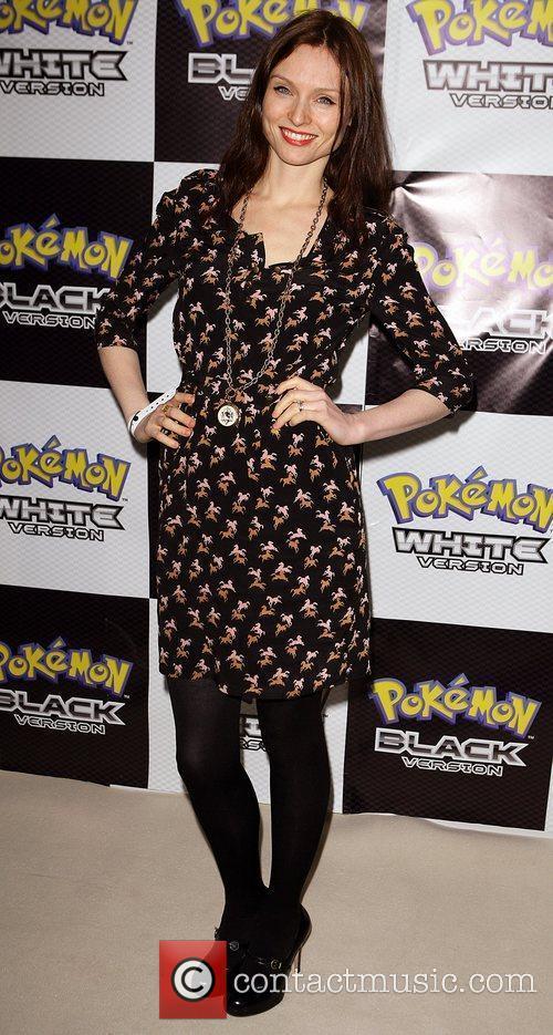 Sophie Ellis Bextor Pokemon Black and White Launch...