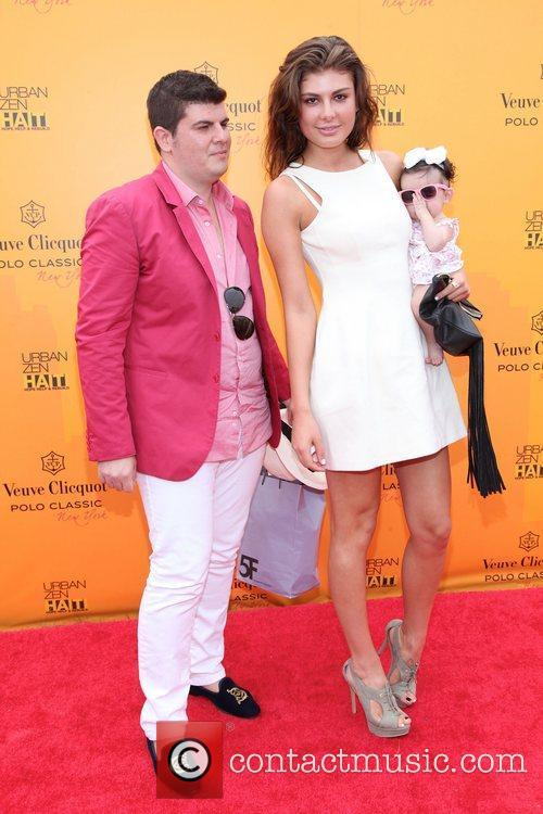Guest,  at the 2011 Veuve Clicquot Polo...
