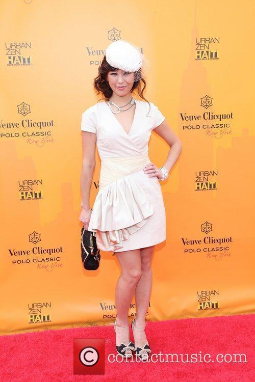 At the 2011 Veuve Clicquot Polo Classic at...