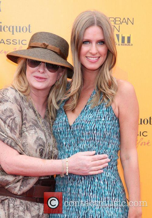Kathy Hilton and Nikky Hilton,  at the...