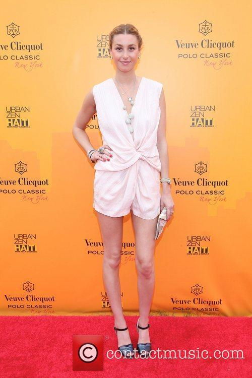 Whitney Port,  at the 2011 Veuve Clicquot...